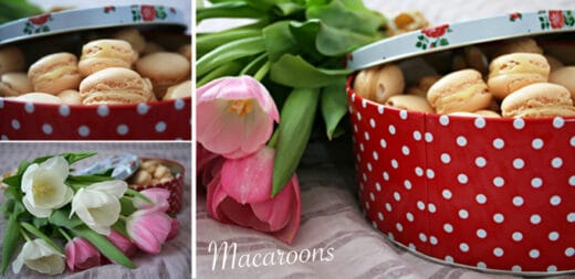Macaroons-recept (macaron)