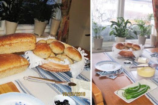 Gästbloggare: Mammas bröd