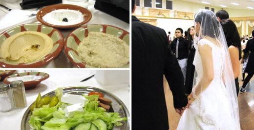 Turkiskt bröllop - kultur