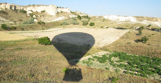 Ballongtur i Cappadocia