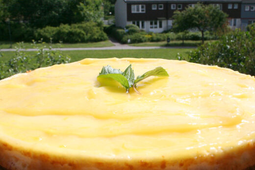 cheesecake-lemon