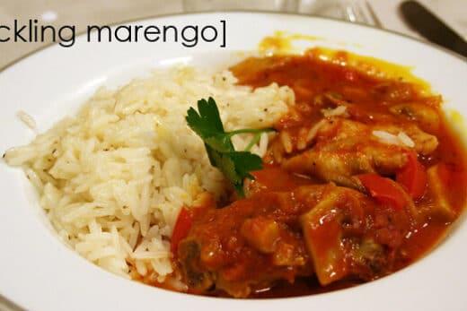 Kyckling-marengo