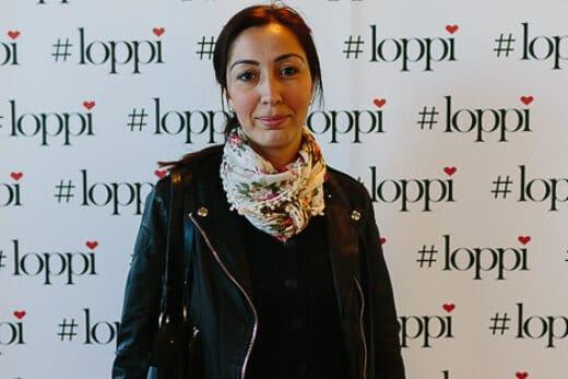 Bloggevent Mat med Loppi