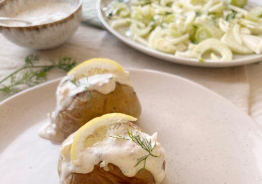 Potatis-med-skagenröra