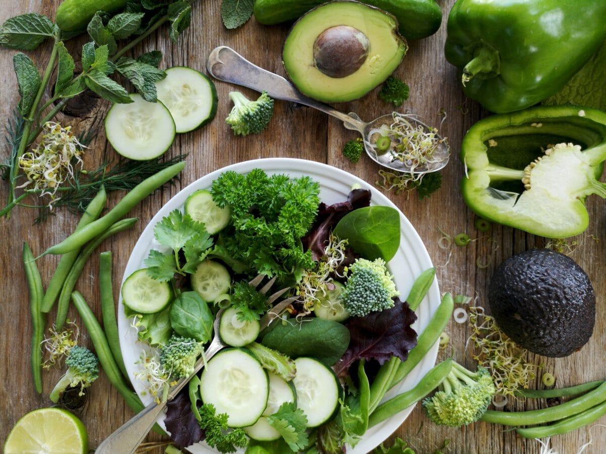 Bli friskare med antiinflammatorisk och näringsrik kost