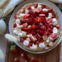 Glutenfri marängtårta - enkelt recept