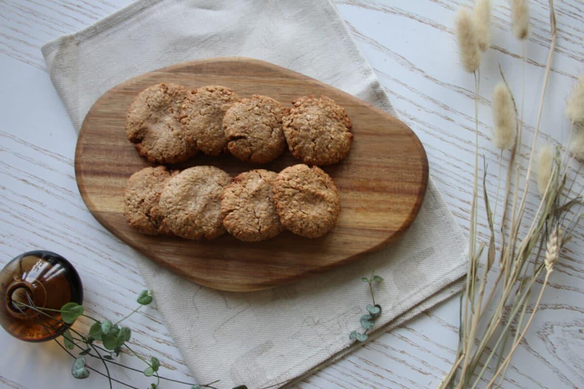 Tahinikakor - naturligt sötade och glutenfria